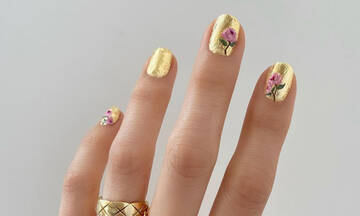 #Rosenails: 10 nail art με τριαντάφυλλα