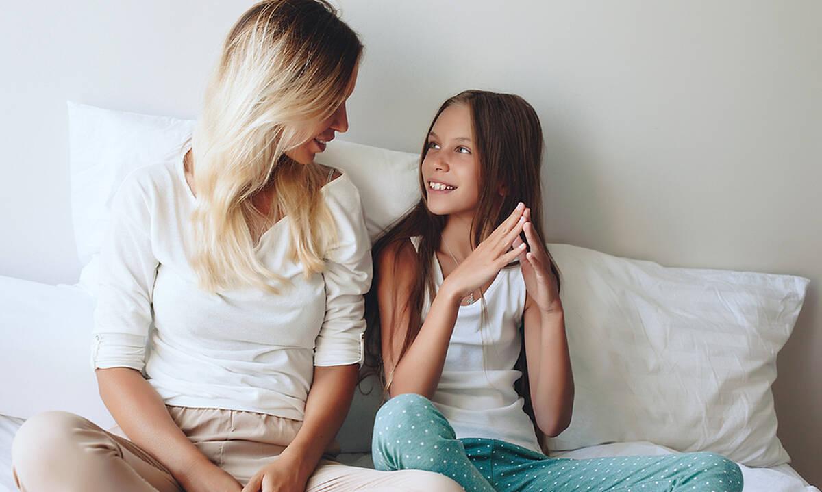 Πώς θα καταφέρετε να κάνετε μια επιτυχημένη συζήτηση με τα παιδιά σας