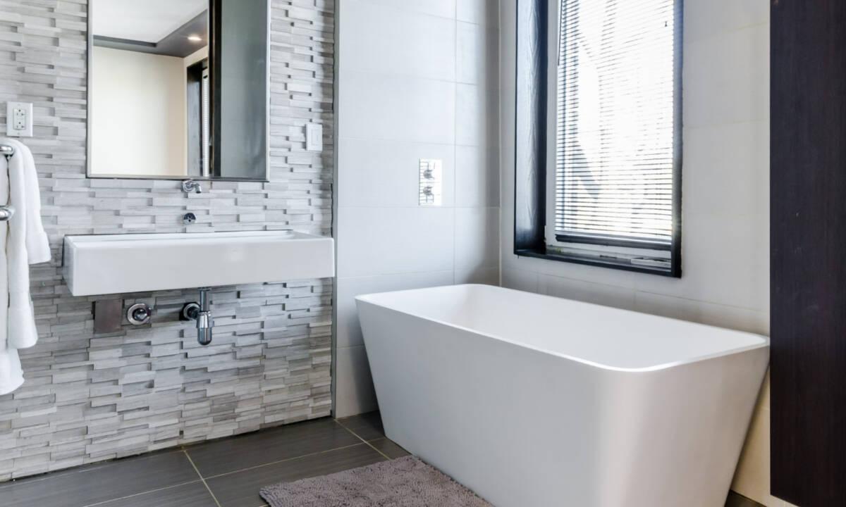 Κάντο διπλάσιο: Το απόλυτο hack για να δείξει το μπάνιο σου μεγαλύτερο