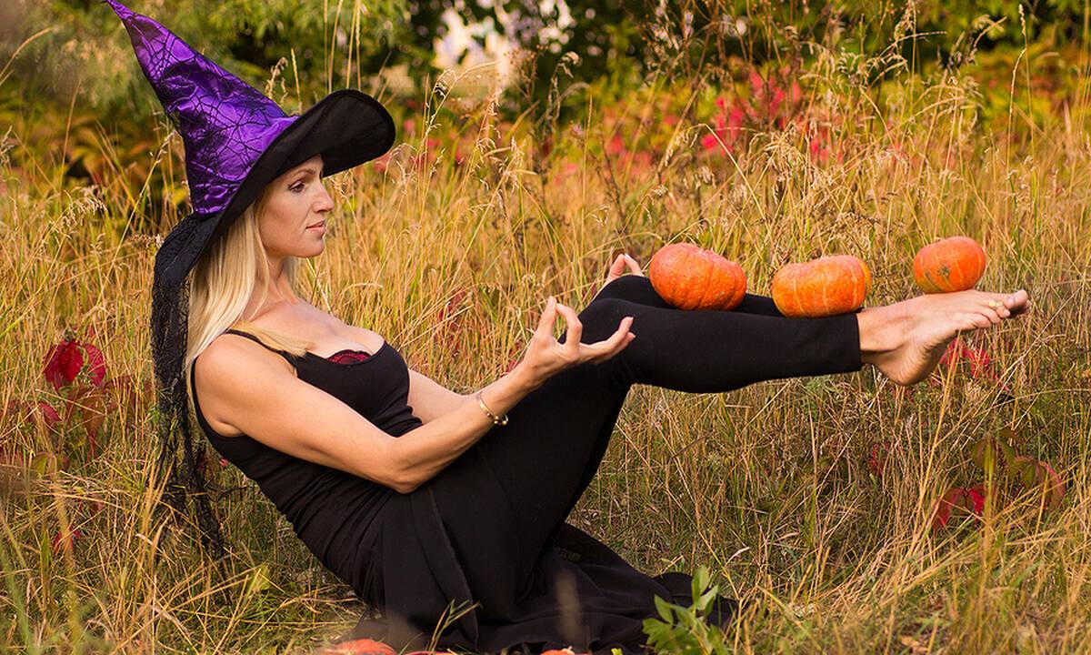 Γυμναστική για μαμάδες: Halloween 20λεπτο πρόγραμμα γυμναστικής (vid)