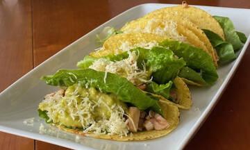 Φτιάξτε την απόλυτη Μεξικάνικη συνταγή για Tacos με Jackfruit και guacamole (Γράφει η Majenco)